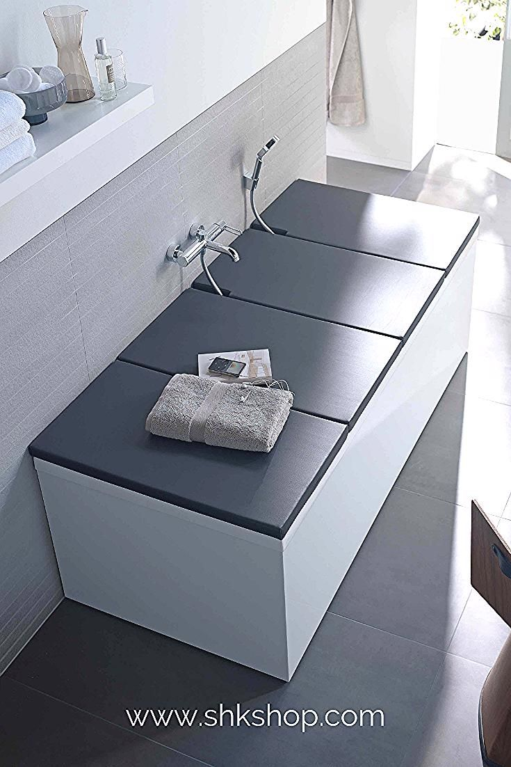 Duravit Vero Die Wannenauflage Ist Super Praktisch Fur Alle Die Unbedingt Eine Badewanne Haben Mochten Diese Abe In 2020 Bathtub Cover Bathtub Shower Combo Bathtub