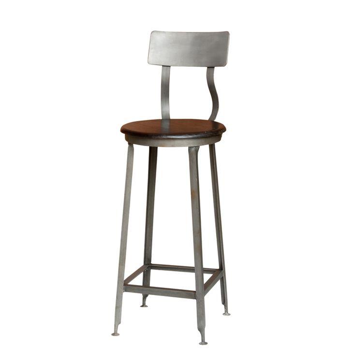 1000 ideas about vintage bar stools on pinterest vintage bar bar stools and stools. Black Bedroom Furniture Sets. Home Design Ideas