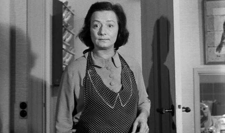 som Tante Rosa, i Sømænd og svigermødre fra 1962.