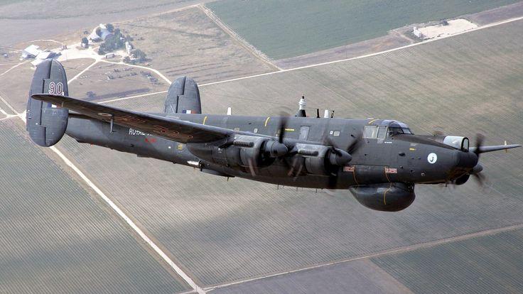 """Avro Shackleton AEW.2 WL790 """"Mr McHenry"""" 8Sqn RAF"""