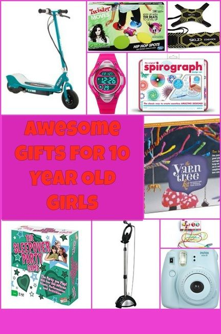 Best 25 christmas presents for 10 year old girls ideas on for What should i give my girlfriend for christmas