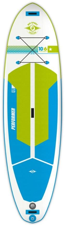 """BIC Sport Air Evo Performer Inflatable Stand Up Paddle Board - 10' 6"""""""