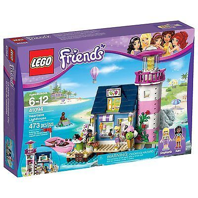 Lego Friends Heartlake Lighthouse 41094 Retired New In Factory