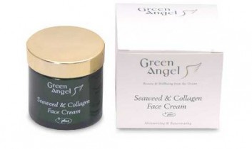 Green Angel Seaweed & Collagen Face Cream