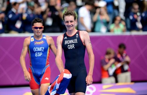 Top 5 Male Triathletes of 2012