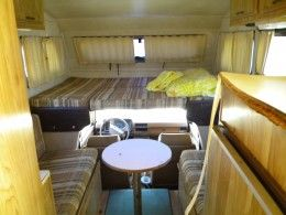 How To Repair Remodel And Restore An Old Camper Or Rv Interior The O 39 Jays The Wall And