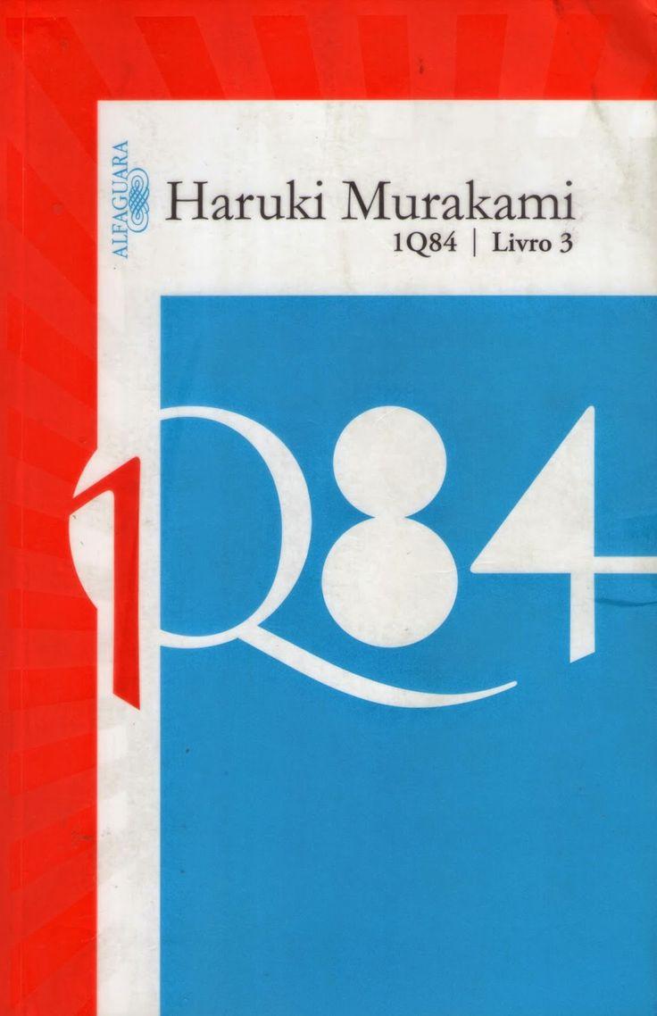 livros que eu li: 1q84 livro3