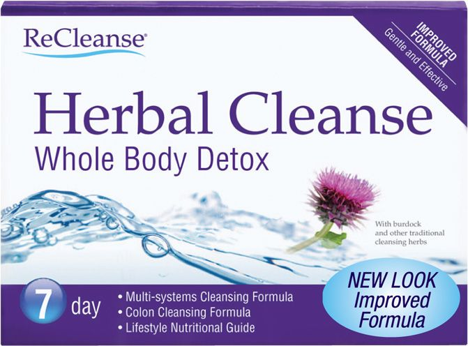 ReCleanse 7 Day Herbal Cleanse | Sunrise Health Foods