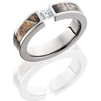 Camo Dimond Rings | Camo Wedding Dimond Ring