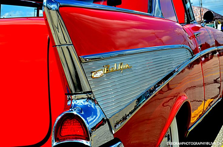 Classic Car Show Bel Air