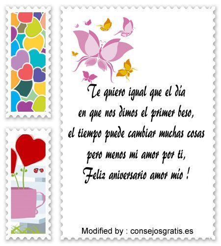 descargar frases bonitas de aniversario de novios,descargar mensajes de aniversario de novios : http://www.consejosgratis.es/frases-para-festejar-el-primer-mes-de-novios/