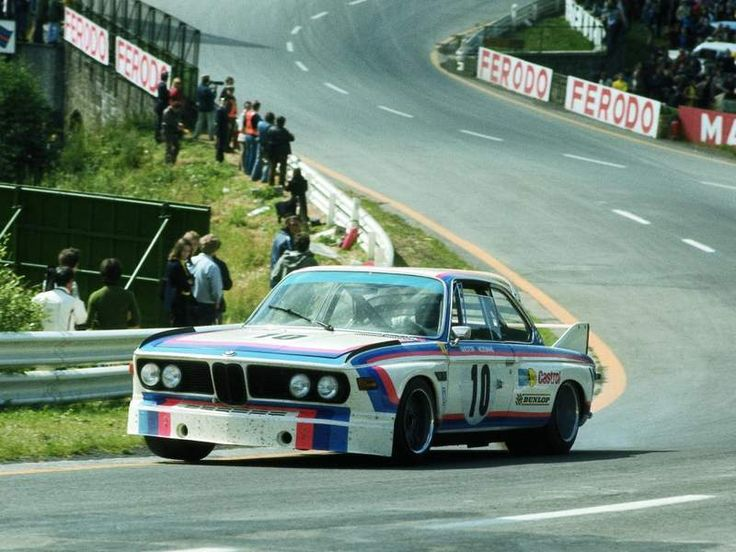 Toine Hezemans 24 Heures de Spa-Francorchamps 1973