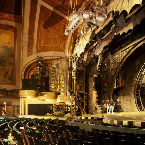 The Wicked Stage in Broadway, New York