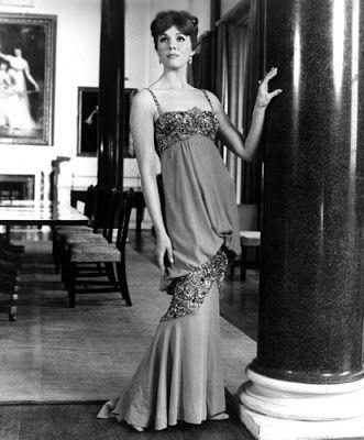 """Vintage Glamour Girls: Julie Andrews in """" Darling Lili """""""