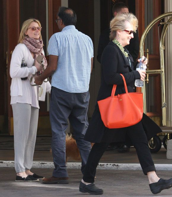 ¡Madre no hay más que una! Meryl Streep hace reír a su hija, Mamie Gummer, tras su divorcio -