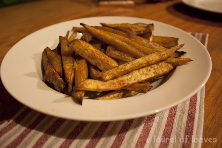 Kumara Chips or Sweet Potato Fries