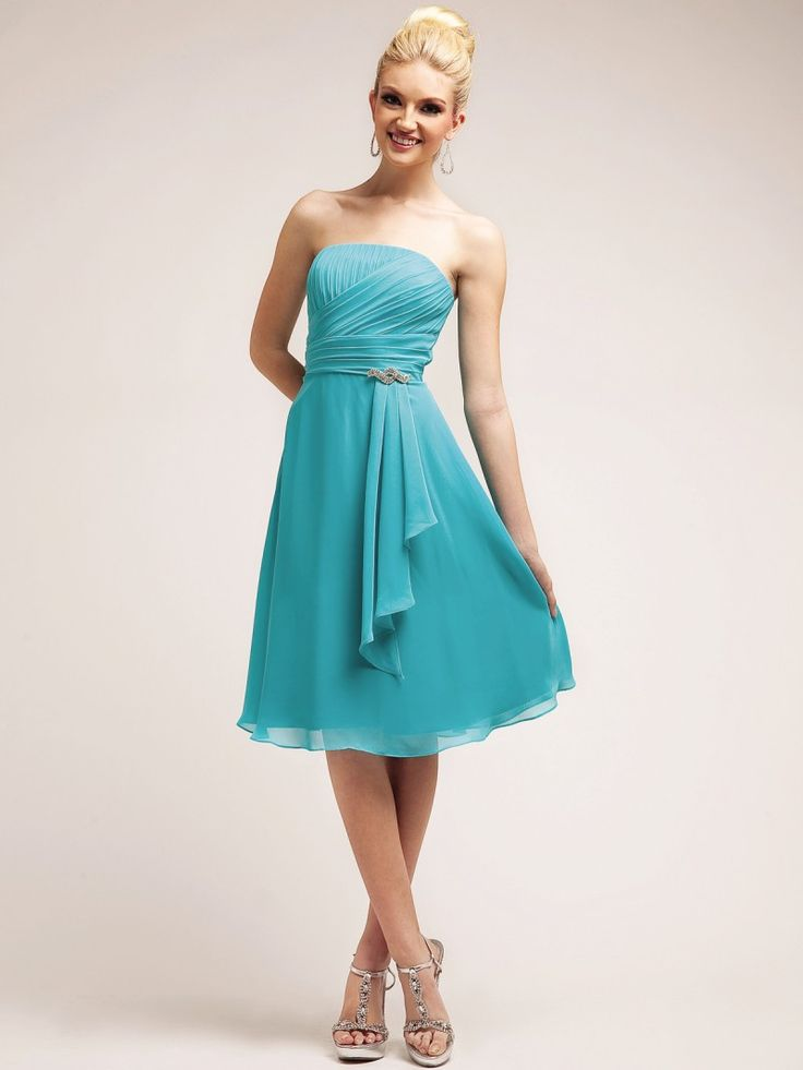 Stunning Knee Length Cocktail Dresses