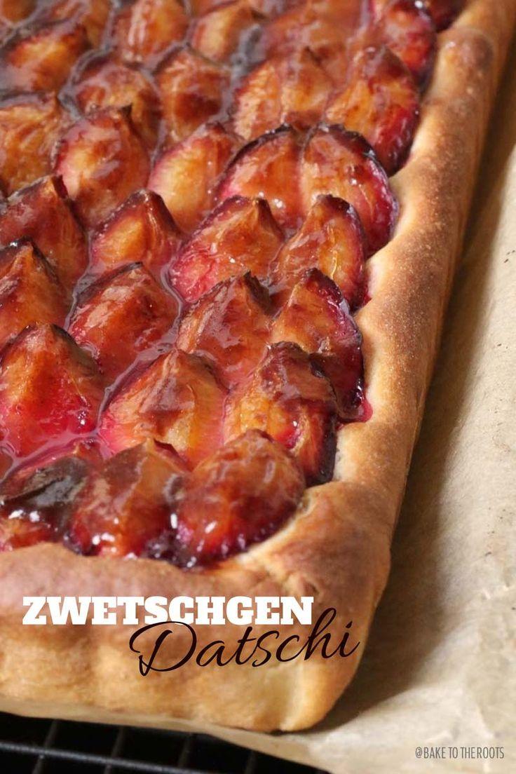 Zwetschgendatschi | Bake to the roots