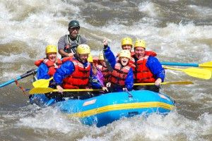 Trips - Clear Creek Rafting Company on the Arkansas River