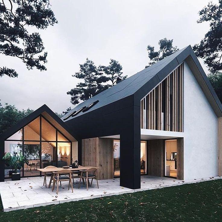 Современных домов проекты каркасных