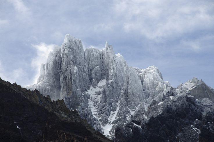 Cuernos del Paine by Martin Gildemeister Budge
