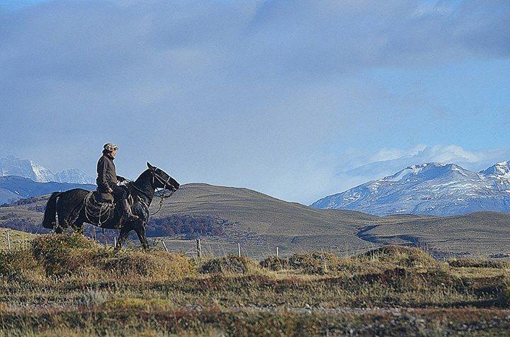 Baqueano, Estancia Tercera Barranca #TorresDelPaine #Patagonia #Chile