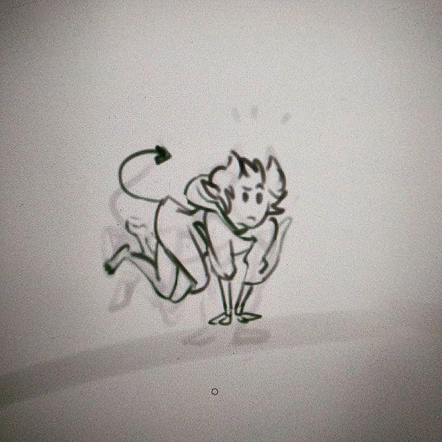 (o-o)? Working on da pages :3  #webcomic #drawing  #cartoon  #wip #manga #greekartists #teteotolis #emery