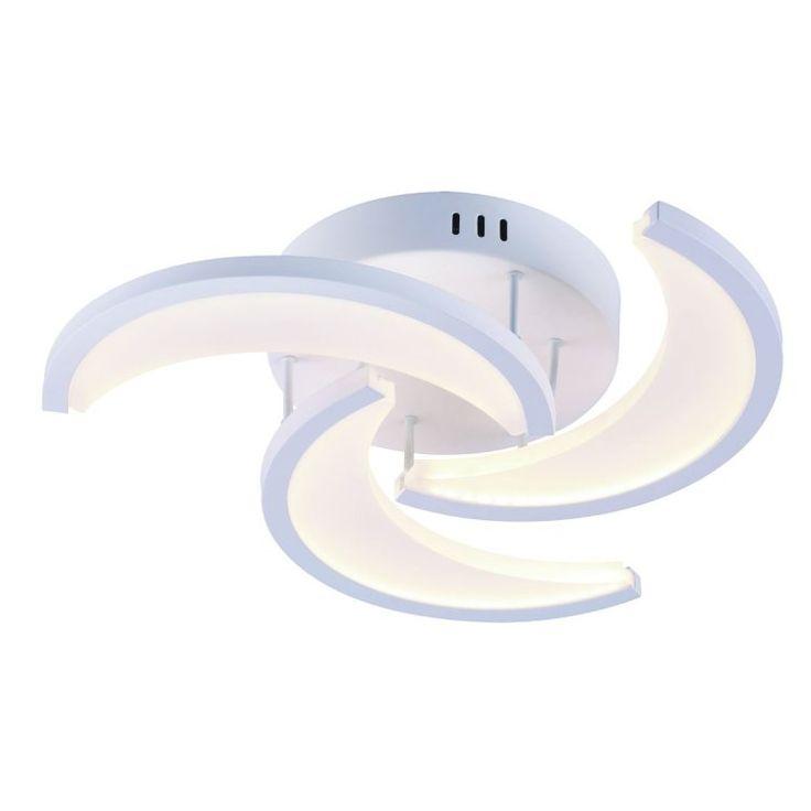 Потолочная светодиодная люстра с пультом ДУ Omnilux OML-45907-40