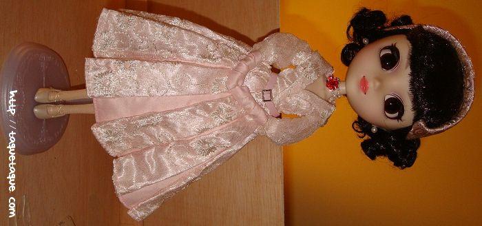 pullip princess ann vacaciones en roma