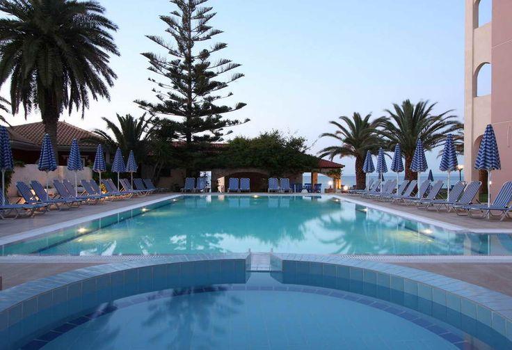 Hotel Zakantha Beach photo 3  www.meridian-travel.ro/hoteluri/zakynthos/hotel-zakantha-beach/