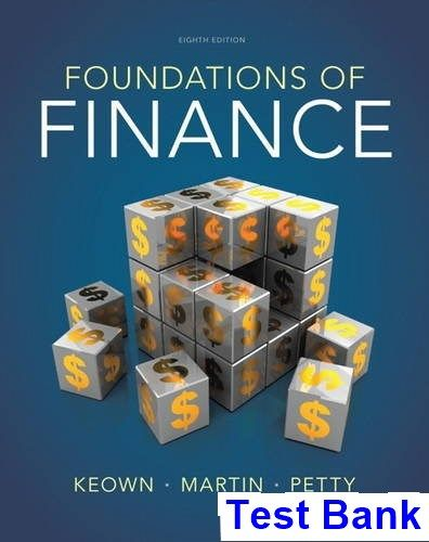 50 best test bank download images on pinterest foundations of finance 8th edition keown test bank test bank solutions manual exam fandeluxe Image collections