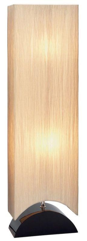 Aspire Home Accents 60010 Anneliese Modern Floor Lamp Black / Beige Lamps Floor Lamps