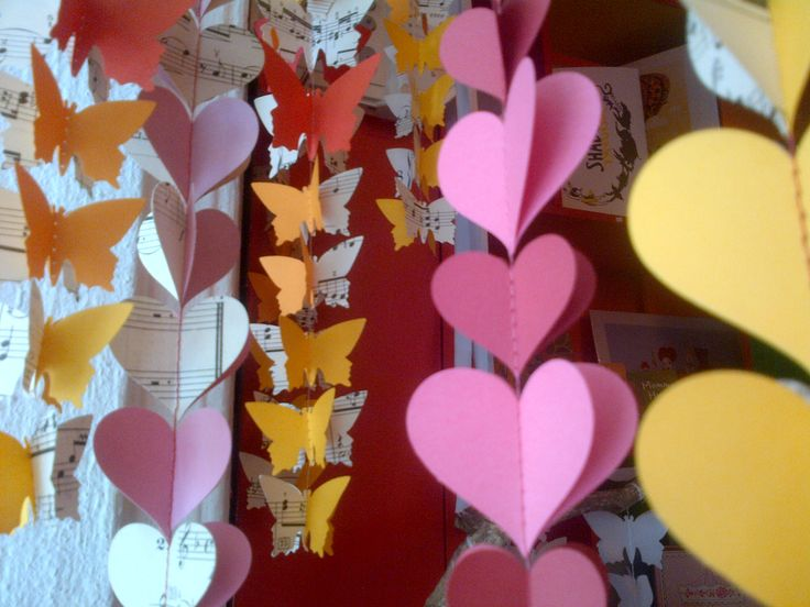 Younghearts garlands at Marigold Gift Shop in Tamboerskloof #loveyounghearts #youngheartslove