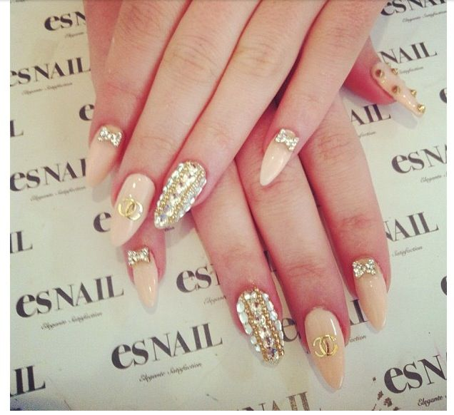 Es Nail Los Angeles: 217 Best Images About Nails On Pinterest