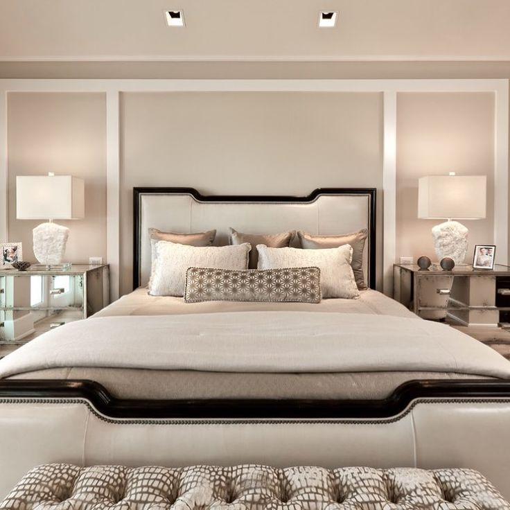 classic contemporary transitional bedroom by ficarra design associates inc