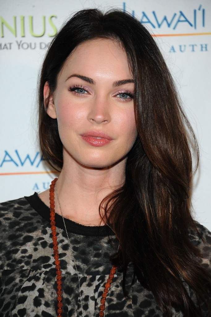 Megan Fox's fresh look at Maui Film Festival 2011