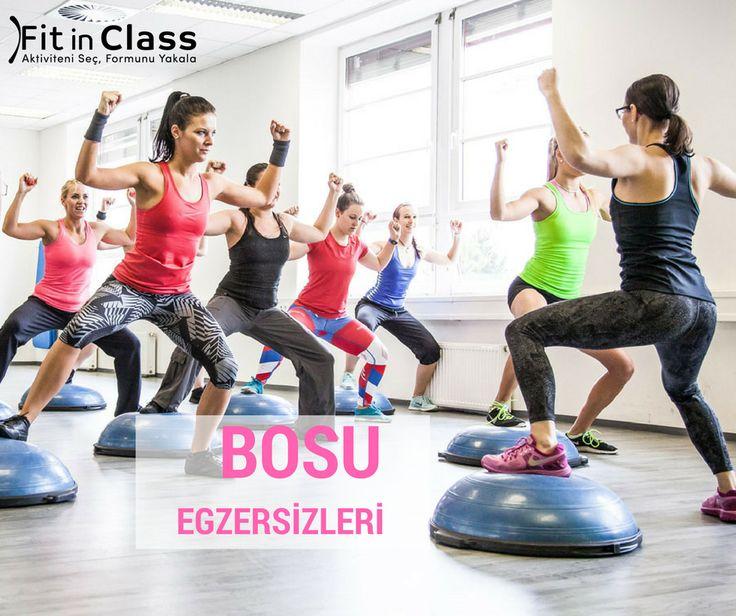 Düzenli egzersiz yapmak; kaslarınızın çok kısa sürede güçlenmesine, tartıda kilo vermeseniz dahi, sıkılaşan kaslarınızla daha ince görünmenize yardımcı olur. Farklı grup aktiviteleri fitinclass.com'da!