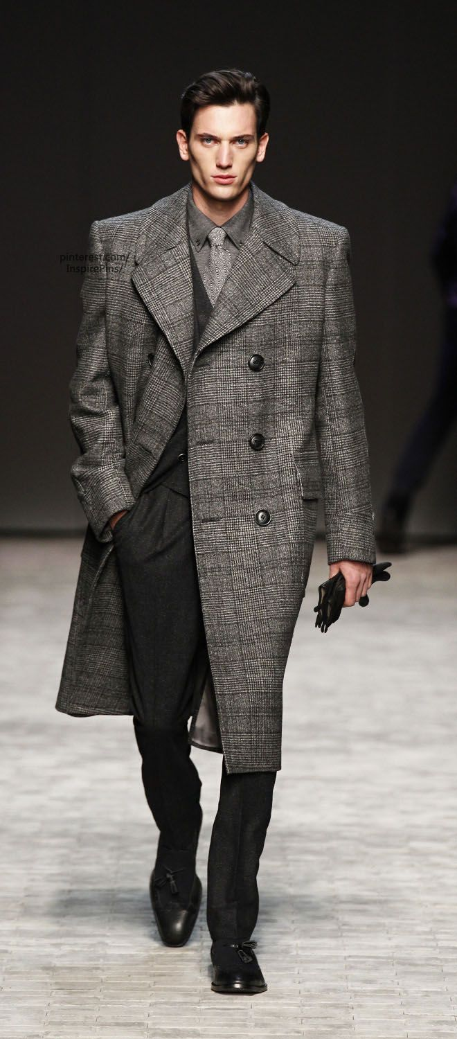 Joseph Abboud | Fall 2012 Menswear Collection | David Hundertmark