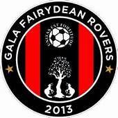 Gala Fairydean Rovers. Lowland League, Glashiels, Scotland.Best footie team name ever