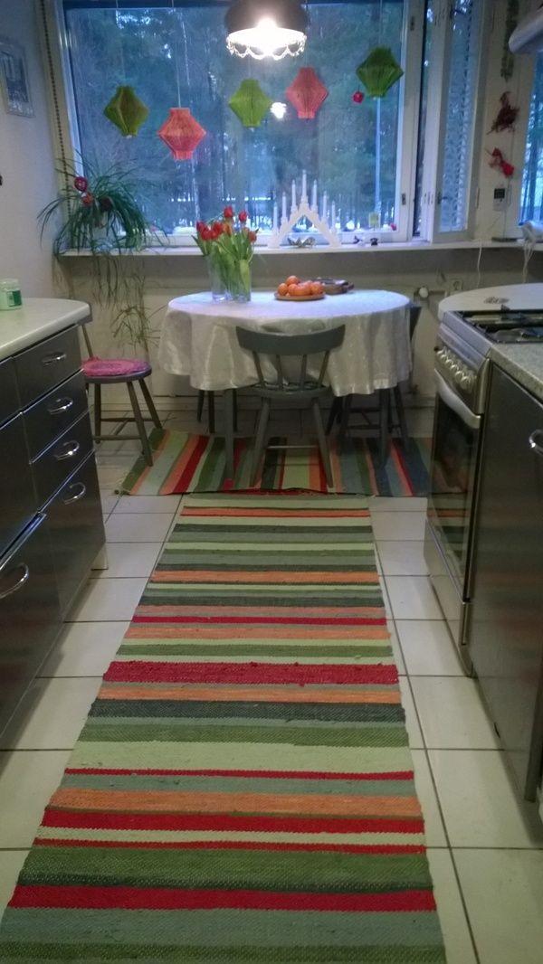 Matto äidin keittiössä
