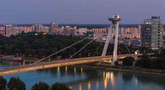 Bratislava cestovní průvodce - Booking.com
