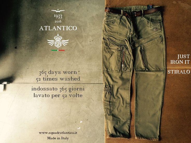 www.squadratlantica.it  Tour of duty !