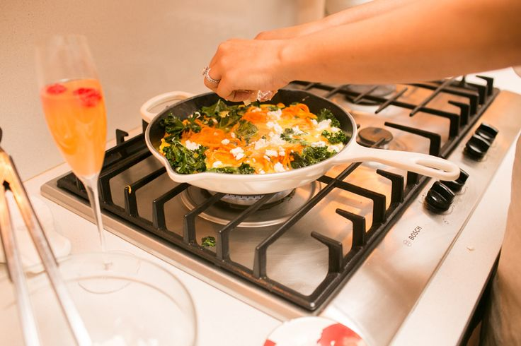 Healthy Frittata Recipe for Brunch | Crate and Barrel Blog