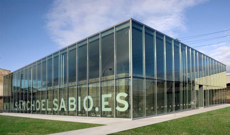 Galería - Fundación Sancho El Sabio / Roberto Ercilla Arquitectura - 6