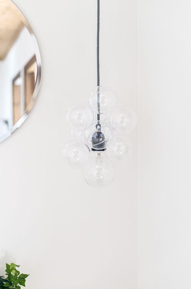DIY Glass bubble lamp | www.homeology.co.za