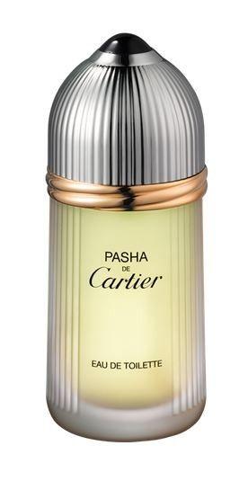 """Cartier Pasha de Cartier Eau de Toilette  Un classico accordo """"fougère"""" che esalta la ricchezza fresca e luminosa della lavanda, in contrasto con la profondità boisé del patchouli."""