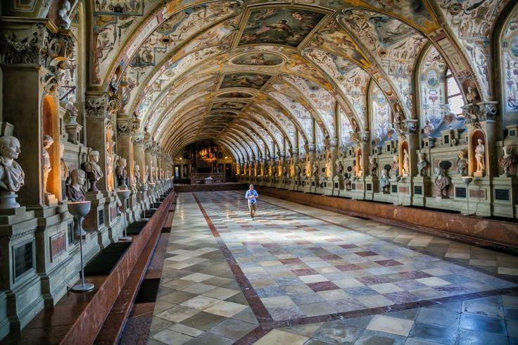 Royal Residenz Munich Germany