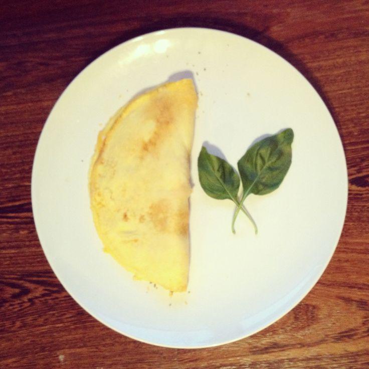 Breakfast for Dinner.   #eggs #omelet #healthy #foodporn