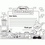 Free Printable Santa Letters - Download & Print Free Letters to Santa and Letters from Santa. Kids love these Santa Letters from the North Pole.