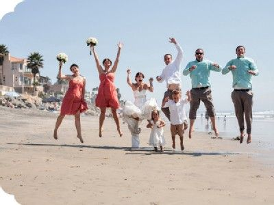 Vow renewals, beach wedding, beach elopement, beach venue,A La Plage Beach Weddings in San Diego,760 295-3797